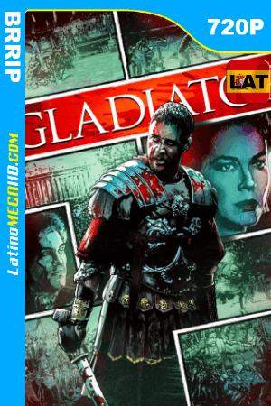 Gladiador (2000) Latino HD Extended BRRIP 720p ()