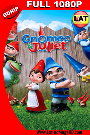 Gnomeo y Julieta (2011) Latino HD BDRIP 1080P ()