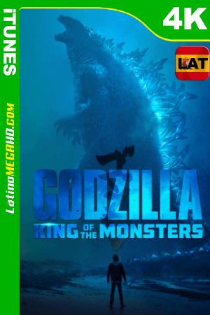 Godzilla II: El rey de los monstruos (2019) Latino HDR Ultra HD WEB-DL 2160P ()
