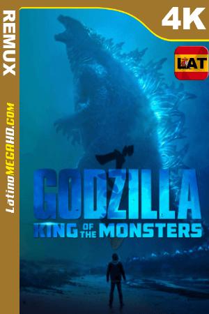 Godzilla II: El Rey de los Monstruos (2019) Latino HDR Ultra HD BDRemux 2160P - 2019