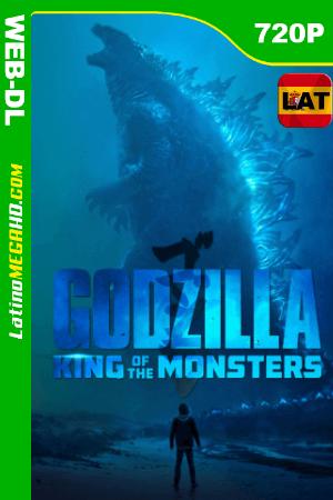 Godzilla II: El Rey de los Monstruos (2019) Latino HD WEB-DL 720P ()