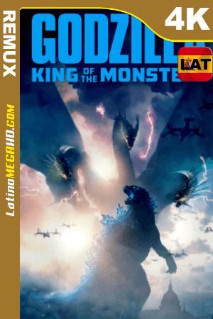 Godzilla 2: el rey de los monstruos (2019) Latino UltraHD BDREMUX 2160p ()