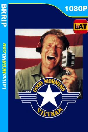 Buenos días, Vietnam (1987) Latino HD BRRIP 1080p ()