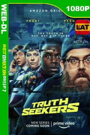 Truth Seekers (Serie de TV) Temporada 1 (2020) Latino HD AMZN WEB-DL 1080P - 2020