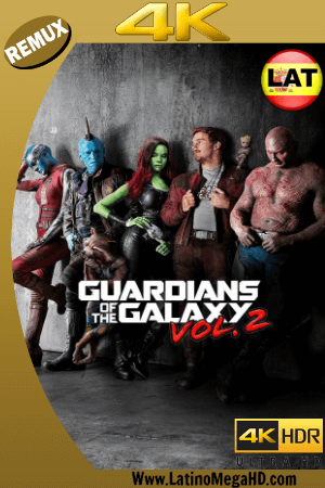 Guardianes de la Galaxia Vol. 2 (2017) Latino Ultra HD BDRemux 2160P ()