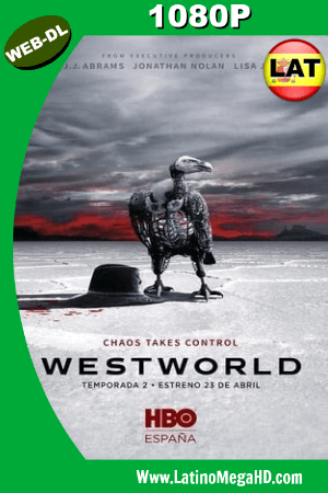 Westworld (Serie de TV) (2018) Temporada 2 Latino WEB-DL 1080P ()