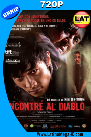 Encontré al Diablo (2010) UNRATED Latino HD 720P ()