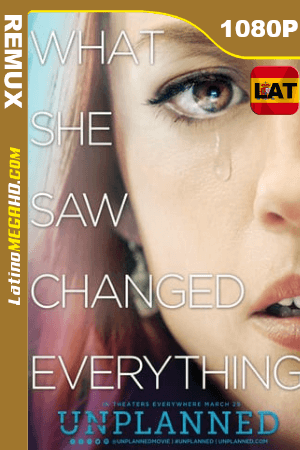 Unplanned (2019) Latino HD BDRemux 1080P ()