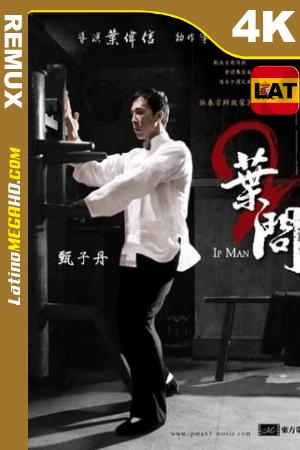 Ip Man 2 (2010) Latino UltraHD BDREMUX 2160p ()