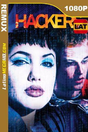 Hackers: piratas de la informática (1995) Latino HD BDREMUX 1080p ()