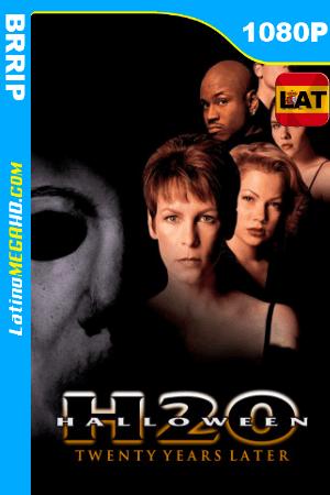 Halloween H20: 20 años después (1998) Latino HD BRRIP 1080P ()