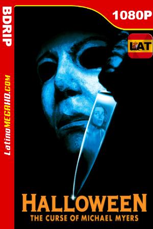 Halloween: La maldición de Michael Myers (1995) Latino HD BDRip 1080p ()
