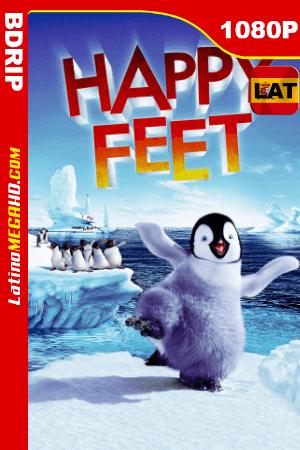 Happy Feet (2006) Latino HD BDRIP 1080p ()