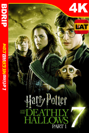Harry Potter y las Reliquias de la Muerte – Parte 1 (2010) Latino HD BDRip 4K ()
