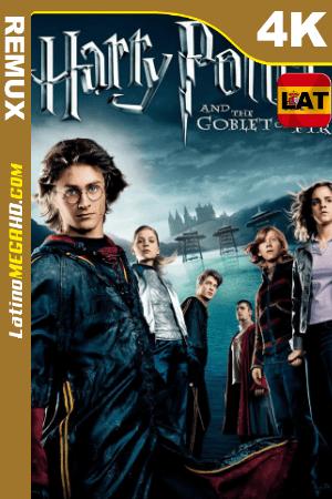 Harry Potter y el cáliz de fuego (2005) Latino HDR Ultra HD BDRemux 2160P ()