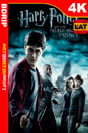Harry Potter y el misterio del príncipe (2009) Latino HD BDRip 4K ()