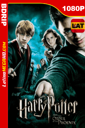 Harry Potter y la orden del Fénix (2007) Latino HD BDRIP 1080P ()
