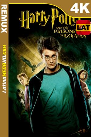 Harry Potter y el prisionero de Azkaban (2004) Latino HDR Ultra HD BDRemux 2160P ()