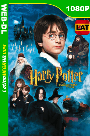 Harry Potter y la piedra filosofal (2001) Open Matte Latino HD AMZN WEB-DL 1080P ()