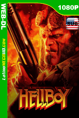 Hellboy (2019) Subtitulado HD WEB-DL 1080P ()