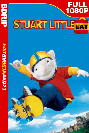 Stuart Little 2: La aventura continúa (2002) Latino HD BDRIP 1080P ()