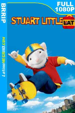 Stuart Little 2: La aventura continúa (2002) Latino HD BRRIP 1080P ()