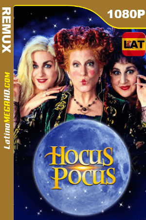 Abracadabra (1993) Latino HD BDREMUX 1080P ()
