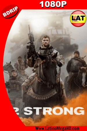 12 Strong (2018) BDRIP 1080p Dual Latino-Ingles HD
