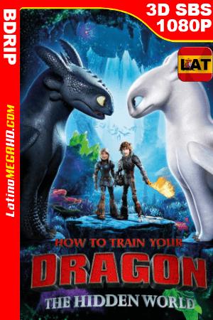 Cómo Entrenar a tu Dragón 3 (2019) Latino Full 3D SBS BDRIP 1080P ()