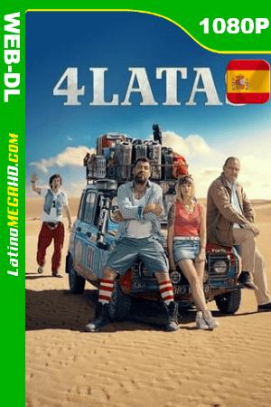 4 latas (2019) Español HD WEB-DL 1080P ()