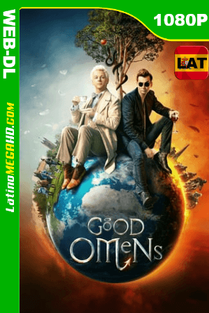 Good Omens (Miniserie de TV) (2019) Temporada 1 Latino WEB-DL 1080P - 2019