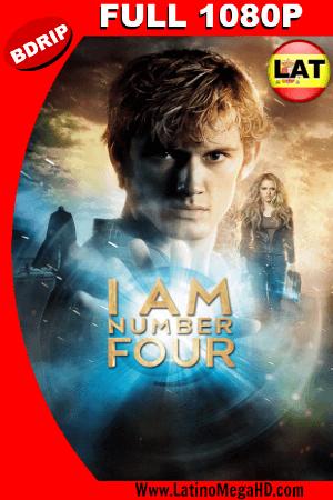 Soy el número cuatro (2011) Latino FUL HD BDRIP 1080P ()