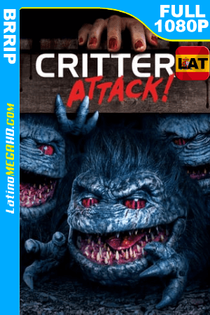 Critters Attack! (2019) Latino FULL HD 1080P ()