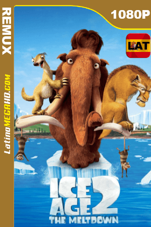 La Era de hielo 2 (2006) Latino HD BDREMUX 1080P ()