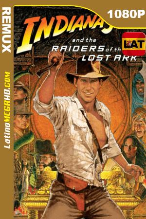 Indiana Jones y los cazadores del arca perdida (1981) Latino HD BDRemux 1080P ()