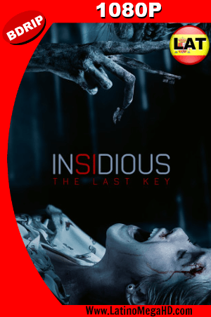 Insidious: The Last Key (2018) BDRIP 1080p Dual Latino-Ingles HD