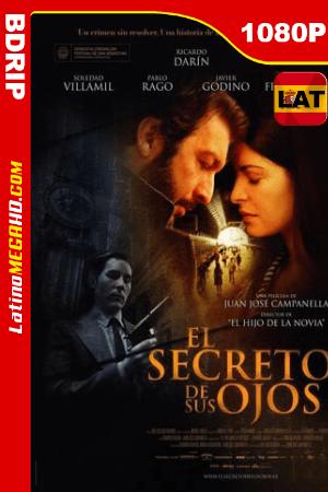 El secreto de sus ojos (2009) Latino HD BDRIP 1080P ()