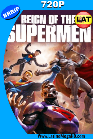 El Reino de los Supermanes (2019) Latino HD 720P ()