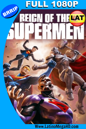 El Reino de los Supermanes (2019) Latino FULL HD 1080P ()