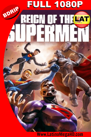 El Reino de los Supermanes (2019) Latino FULL HD BDRIP 1080P ()