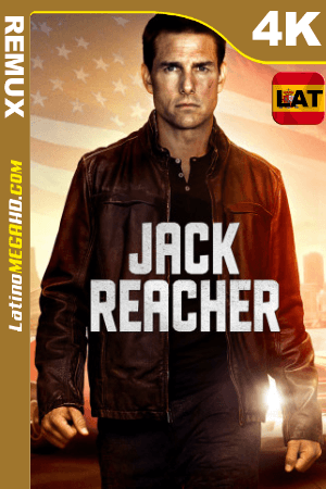 Jack Reacher (2012) Latino HDR BDREMUX 2160P ()
