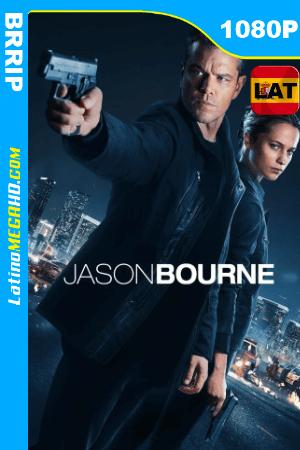 Jason Bourne (2016) Latino HD BRRIP 1080P ()
