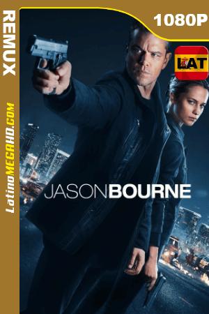 Jason Bourne (2016) Latino HD BDREMUX 1080P ()