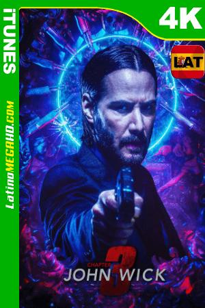 John Wick 3: Parabellum (2019) Latino HDR Ultra HD WEB-DL 2160P ()