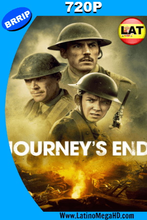 Journey's End (2017) Latino HD 720P ()