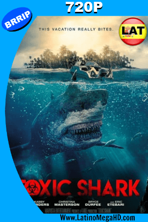 Toxic Shark (2017) Latino HD 720P ()