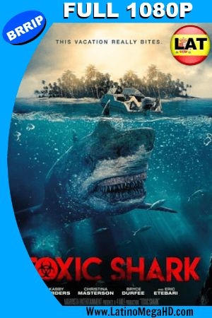 Toxic Shark (2017) Latino FULL HD 1080P ()
