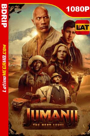 Jumanji: El siguiente nivel (2019) Latino HD BDRIP 1080P ()