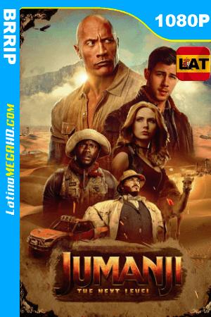 Jumanji: El siguiente nivel (2019) Latino HD BRRIP 1080P ()