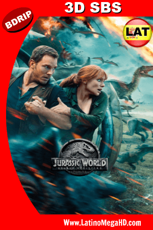 Jurassic World: El Reino Caído (2018) Latino FULL HD 3D SBS BDRIP 1080P ()